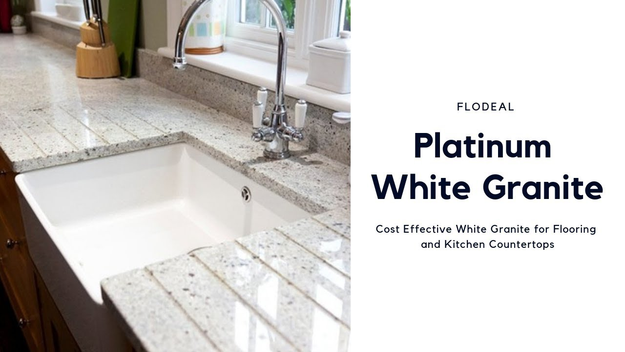 Platinum White Granite Slabs Tiles Countertops For Flooring Youtube