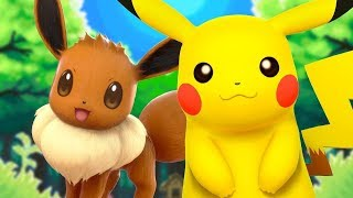 Lets Go Pikachu Gameplay 2018