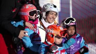 XII Trofeo María José Rienda, esquí alpino alevín