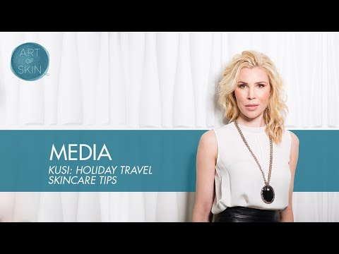 Holiday Travel Skincare Tips