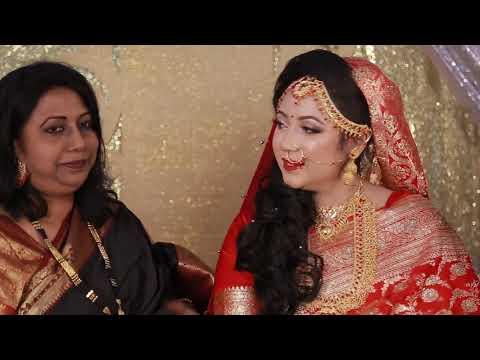 Ananyo Mithila Wedding