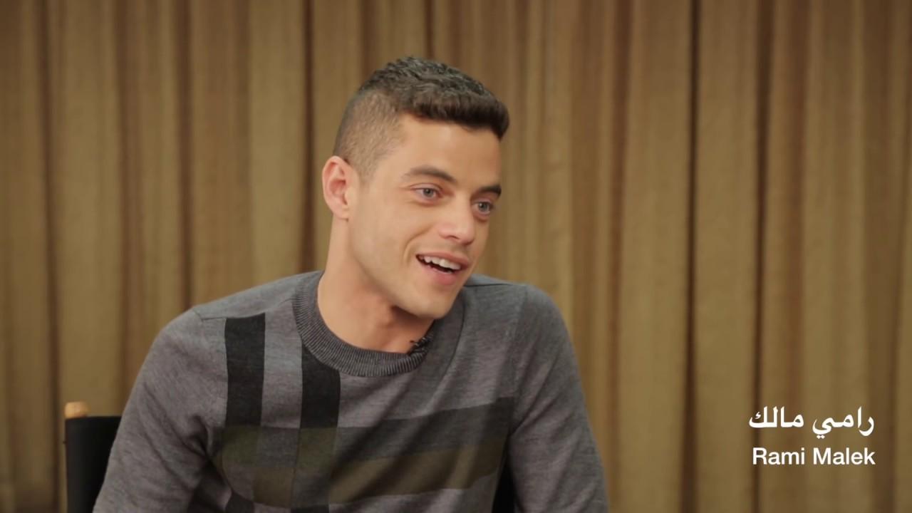 Download Rami Malek: مقابلتي الحصرية بالعربي مع رامي مالك