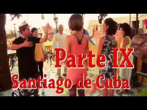 Expedición Antropologica de la Danza Social Cubana 2015 -Parte IX- Santiago de Cuba
