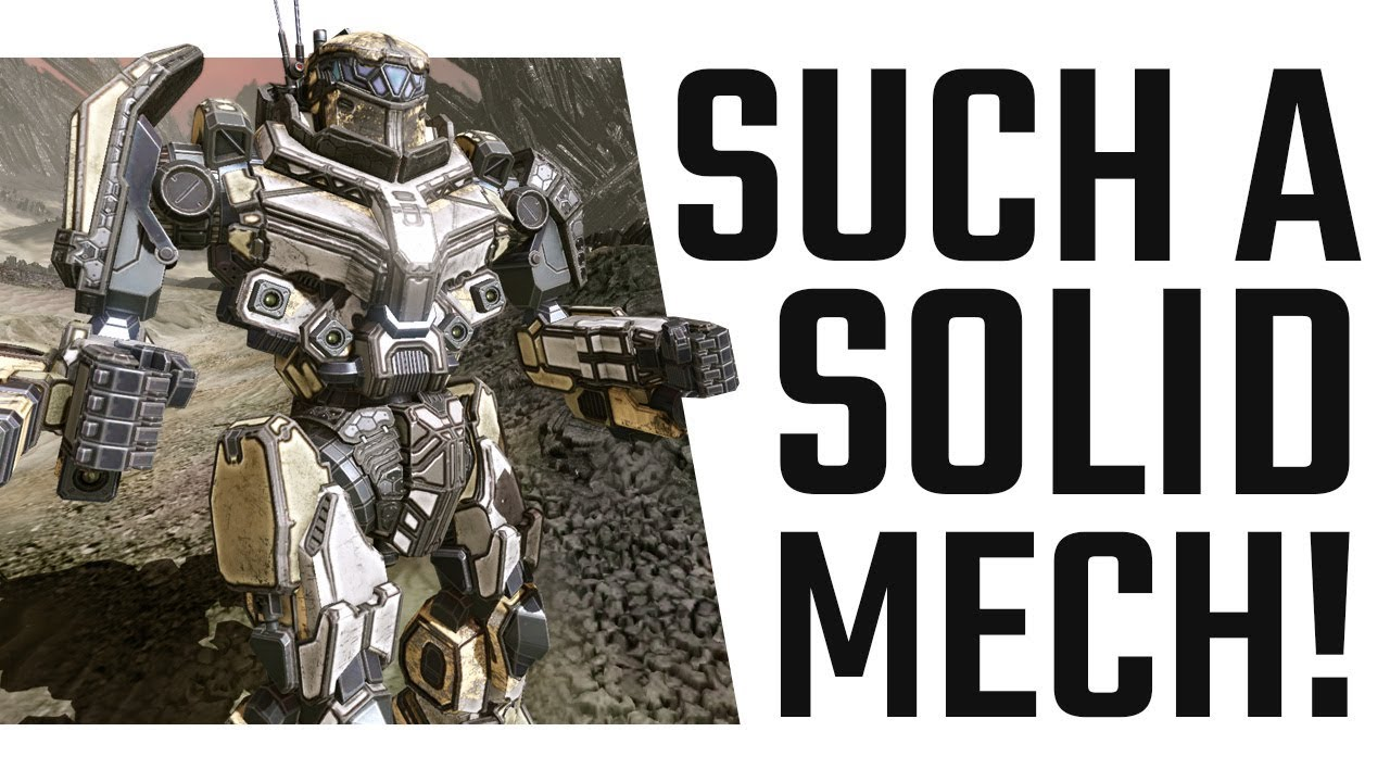 Such a solid Mech! Black Knight Hero