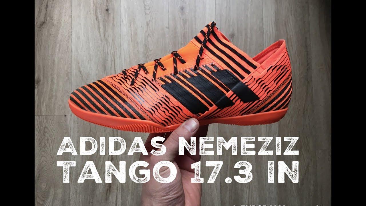 8f5cd53f2 Adidas Nemeziz Tango 17.3 IN  Pyro Storm Pack