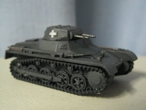 First to Fight 1:72 Panzer I Ausf A