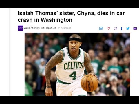 Death of Chyna Thomas-Isaiah's Lost Tooth+53 point game- King Symbolism-Houston Rockets-Space Theme