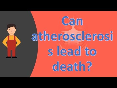 Can atherosclerosis lead to death ?  | long live Health FAQS