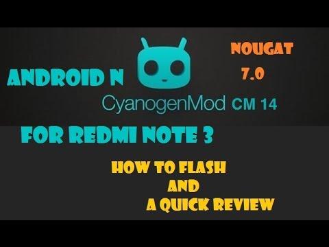 ROM][OFFICIAL][7 1 1][kenzo] CyanogenMod 14…   Xiaomi Redmi