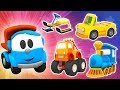 Leo the Truck for Kids. Car Cartoons Full Episodes