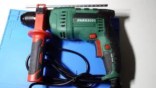 Parkside PSBM 750 B3 - Taladro atornillador