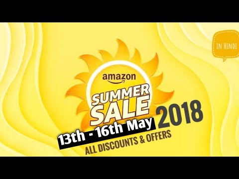 12276f31c68 Amazon Summer Sale 2018 ...