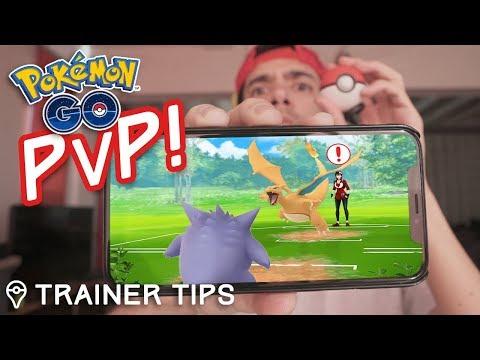 PVP IS COMING TO POKÉMON GO!! (Pokémon GO Trainer Battles Announcement) thumbnail