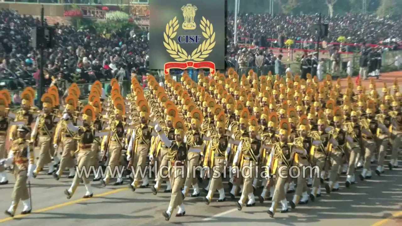 Download CISF - the Central Industrial Security Force of India