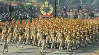 CISF - the Central Industrial Security Force of India