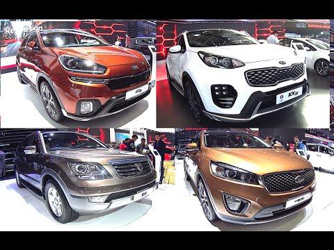 Top 5 2016 2017 Kia Suvs Borrego Kx3 Kx5 Soo Sportage All New Model You