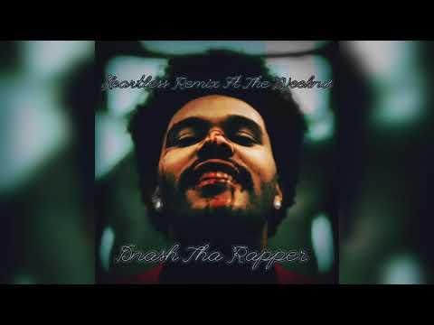 Dnash Tha Rapper - Heartless (Remix) [feat. The Weeknd]