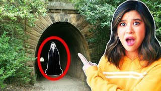EXPLORING HACKER UNDERGROUND TUNNEL to MYSTERY VAULT (solving riddles to escape IRL)