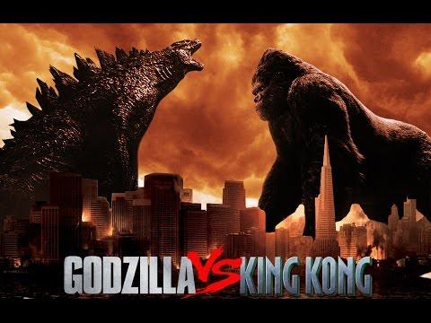 Godzilla Vs Kong 2020