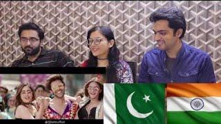 Ankhiyon Se Goli Mare Song | Pati Patni Aur Woh | PAKISTAN REACTION
