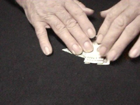 Dollar Bill Origami Elephant Youtube