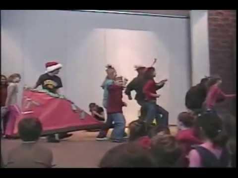 Living Word Lutheran School - 8th Grade Christmas Skit - 2007/08
