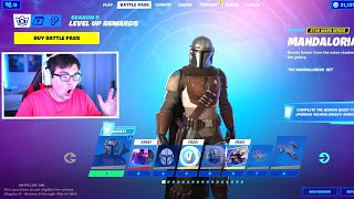 Fortnite Season 5 BATTLE PASS! (Full TIER 100 UNLOCKED)
