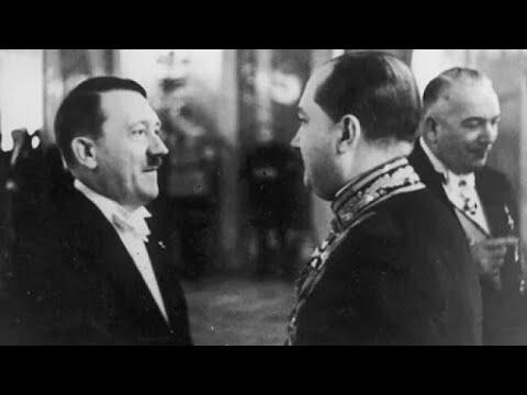 Посол Польши в Рейхе - Юзеф Липский, кем он был на самом деле. Фотоархив эпохи