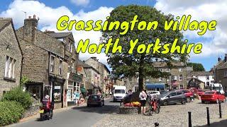 A Walk around Grassington village North Yorkshire