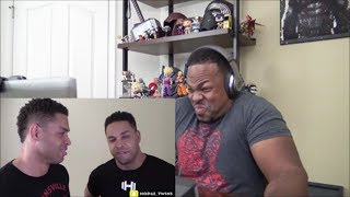 HodgeTwins | Try Not To Laugh Ultimate Montage 4 Reactors [#2] - REACTION!!!