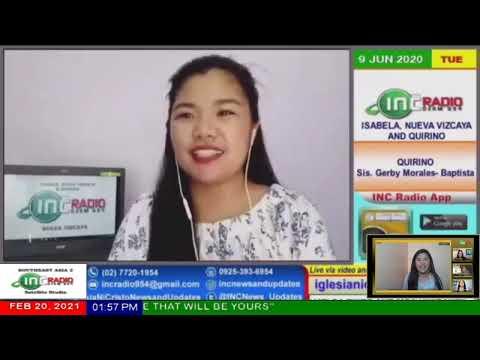 INC RADIO SOUTHEAST ASIA 2 - February 20, 2021