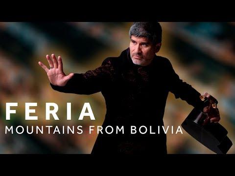 Pirai Vaca, bolivian music: Feria