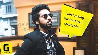 I am looking forward to a sports film | GV Prakash