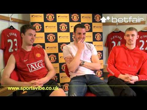 Manchester United - Team mates