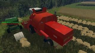 Farming Simulator 15 S7E1 Multiplayer - Sąsiad W Potrzebie