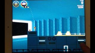 Angry Birds - Star Wars - Get golden droid in stage 2-18