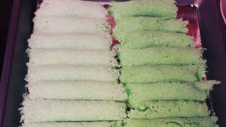 របៀបធ្វើនំលម្អងចេក/ Delicious Cambodian Traditional cake