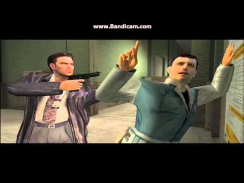 Max Payne Walkthrough Part 22 Walking Fridge Pc Ps2 Xbox