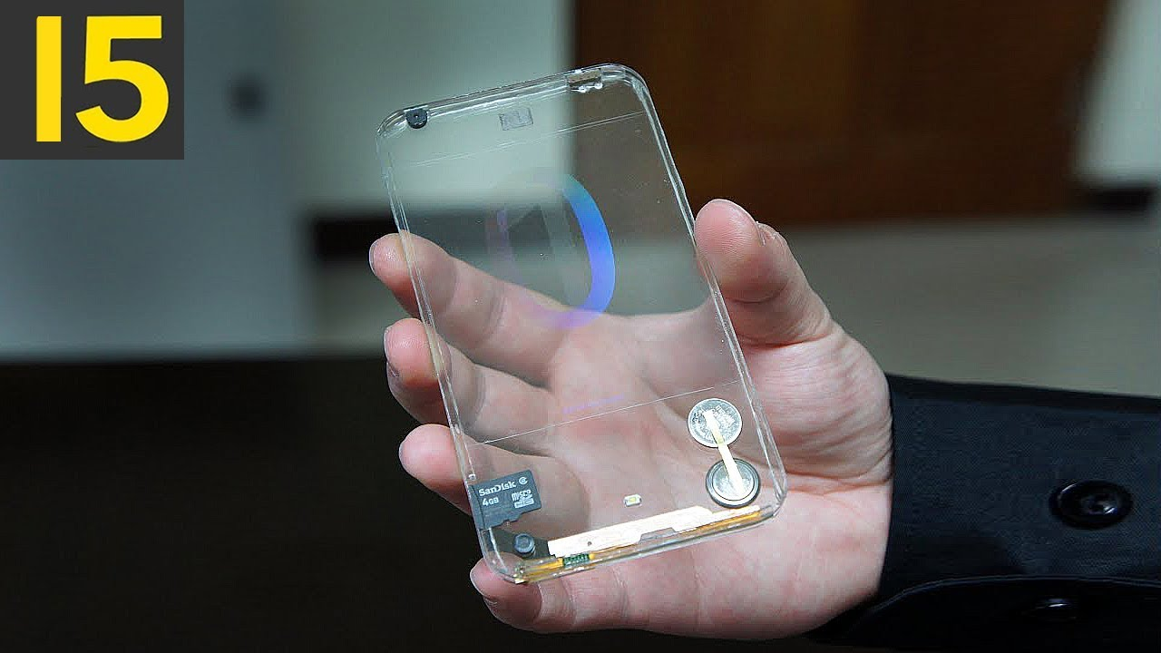Top 15 Future Smartphone Designs