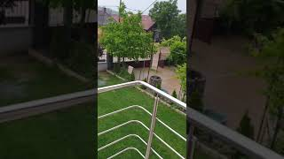 Inundație la Viișoara (31.05.2019)