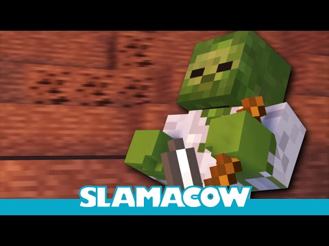 Mining Zombies - Minecraft Animation - Slamacow