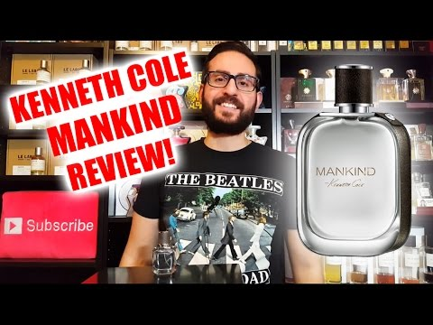 Kenneth Cole Mankind Fragrance / Cologne Review