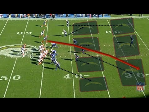 Film Room: Josh Gordon's return to the NFL vs Casey Hayward (NFL Breakdowns Ep 99)