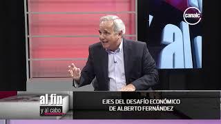 José Simonella: Ejes del desafío económico de Alberto Fernández