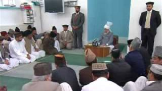 Dars-ul-Qur'an - Part 7 (Urdu)