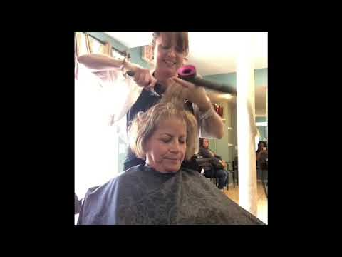 Hair Styles For Women Over 50 At A Hair Salon in Panama City, FL