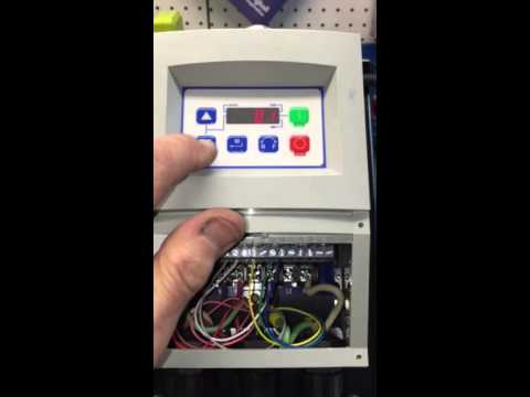 lenze actech vfd programming and wiring youtube rh youtube com