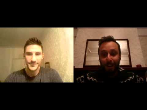 LifeWell LIVE with David Saville - From worker drone to successful entrepreneur