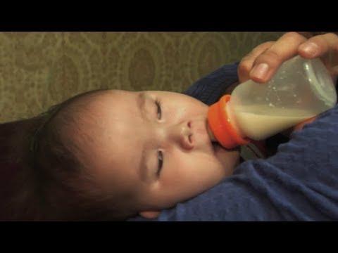 Малыш Юсуф из Таджикистана с пороком сердца нуждается в помощи