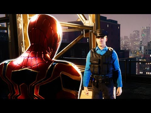 Helping Police & Cops stop Crime in the City - Spider-Man PS4 Gameplay Part 23 (Marvel's Spider-Man)